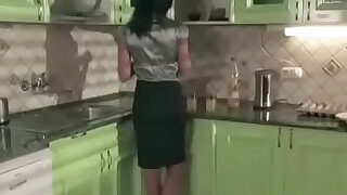 Mother best Friend Seduce to Fuck by Step Son