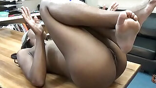 Hopeful pornstar gangster malissa wants it rough and white