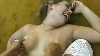 Girls in lingerie come in a great sex catfight