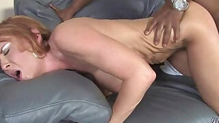 Black monster cock in my mommys pussy