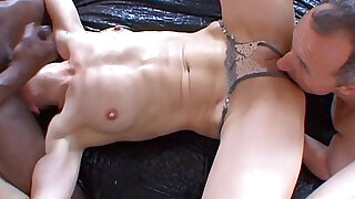Anal party incredible orgasm uncontrollably