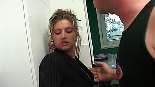druunk dude forced her to suck his cock