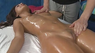 Cute and sexy 18 year old receives screwed hard