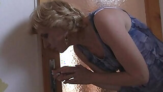 She helps her son in law cum and gets busted