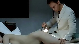Amira Casar Red Lipstick in Hairy Ass From Anatomy of Hell